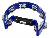 XDrum TM-1 Hand Tambourin Blau