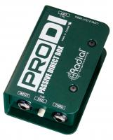 Radial Engineering ProDI - Retoure (Zustand: sehr gut)