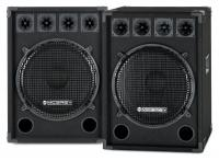 McGrey DJ-1522 Party room / DJ Box pair 2 x 800W