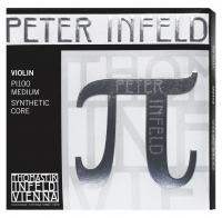 Thomastik Peter Infeld Violinsaiten 4/4 Platin
