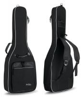 Rocktile Custodia semirigida per chitarra con spallacci - colore nero