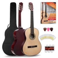 Classic Cantabile Acoustic Series AS-851 4/4 concertgitaar beginnerset