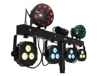 Eurolite LED KLS Laser Bar Next FX Lichtset