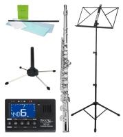 Set completo de flauta Classic Cantabile FL-200
