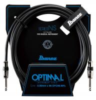 Ibanez NS10 Optimum Guitar Cable 3,05m - Black