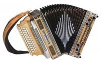 Kärntnerland Silber Erlenkönig II Harmonika 4/III G-C-F-B