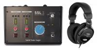 SSL 2 USB-C Audio-Interface Set
