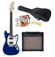 Fender Squier Bullet Mustang HH IL IPB Starter Set