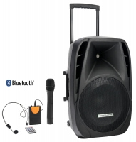 Pronomic PH15AW battery-powered transportable speaker system 15
