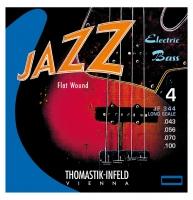 Thomastik JF344 Jazz-Saiten Satz für E-Bass