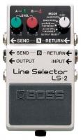 Boss LS-2 SELETTORE DI LINEA A PEDALE ls2