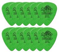 Dunlop Tortex Standard Picks 0,88 mm 12er Player?s Pack