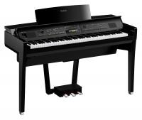Yamaha CVP-809 PE Digitalpiano Schwarz Hochglanz
