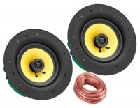 Pronomic CLS-630BT Einbaulautsprecher Stereo Set mit Bluetooth®