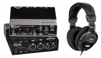 Steinberg UR22 MK2 USB Audio Interface Set