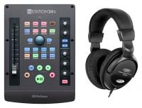 Presonus ioStation 24c Audio Interface Set