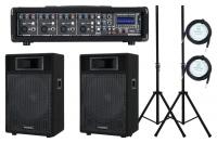 Pronomic PM42-115 StagePower Set Aktivanlage