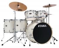 Tama IE62H6W-VWS Imperialstar Drumkit Vintage White Sparkle
