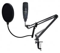 Marantz Pod Pack 1 Studiomikrofon Set inkl. Popkiller