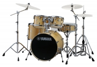 "Yamaha Stage Custom Birch Shellset 20"" Natural Wood"