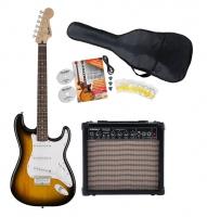 Fender Squier Bullet Strat HT IL BSB Starter Set