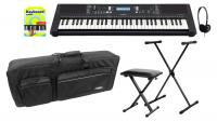 Yamaha PSR-E373 Keyboard Deluxe Set