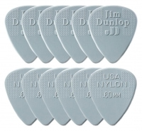 Dunlop Nylon Standard Picks 0,60 mm 12er Player's Pack