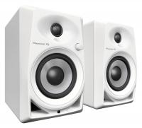 Pioneer DJ DM-40-W Weiß Paar