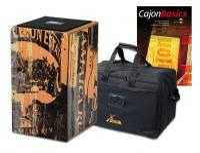 "VOLT Cajon ""Jamaica Rum"" Set inkl. Tasche"