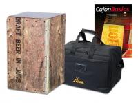 "VOLT Cajon ""The Cheers"" Set inkl. Tasche"