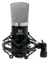 Pronomic CM-22 Microfono a diaframma largo con spider & paravento