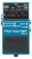 Boss PS-6 Harmonist & Pitch Shifter ps6