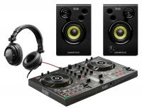 Hercules DJ Control Inpulse 300 Performer Set