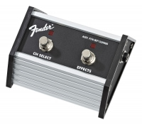Fender Footswitch 2-fach Ch. Sel./FX