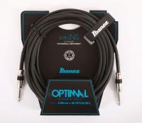 Ibanez NS20 Optimum Guitar Cable 6,10m - Black