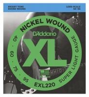 D'Addario EXL220 Super Soft