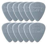 Dunlop Nylon Standard Picks 0,73 mm 12er Player's Pack