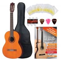 Yamaha C40 Konzertgitarre inkl. Zubehörset