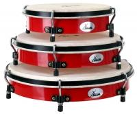 XDrum HTM-1 tambour à main/tambour sur cadre SET