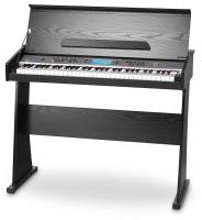 FunKey DP-61 II Keyboard mit 61 Tasten im Digitalpiano-Design, schwarz - Retoure (Zustand: gut)