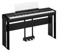 Yamaha P-515B Stage Piano Home Set Schwarz