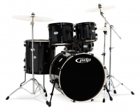 DW PDP Mainstage Black Metallic