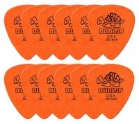 Dunlop Tortex Standard Picks 0,60 mm 12er Player?s Pack