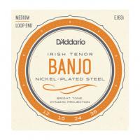 D'Addario EJ63i Irish Tenor Banjo