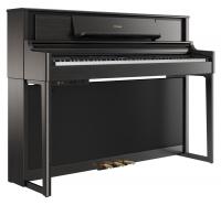 Roland LX705-CH Digitalpiano Anthrazit - Aussteller (Zustand: sehr gut)