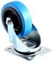Gäng Case Bluewheel Rolle 100mm lenkbar