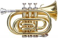 Classic Cantabile Brass TT-400 zaktrompet in B messing