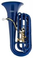 Classic Cantabile MardiBrass plastica Bb Tuba Blu