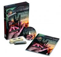 Hohner Step by Step Big River Harp Starter Set