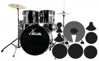 XDrum Rookie batteria acustica 22